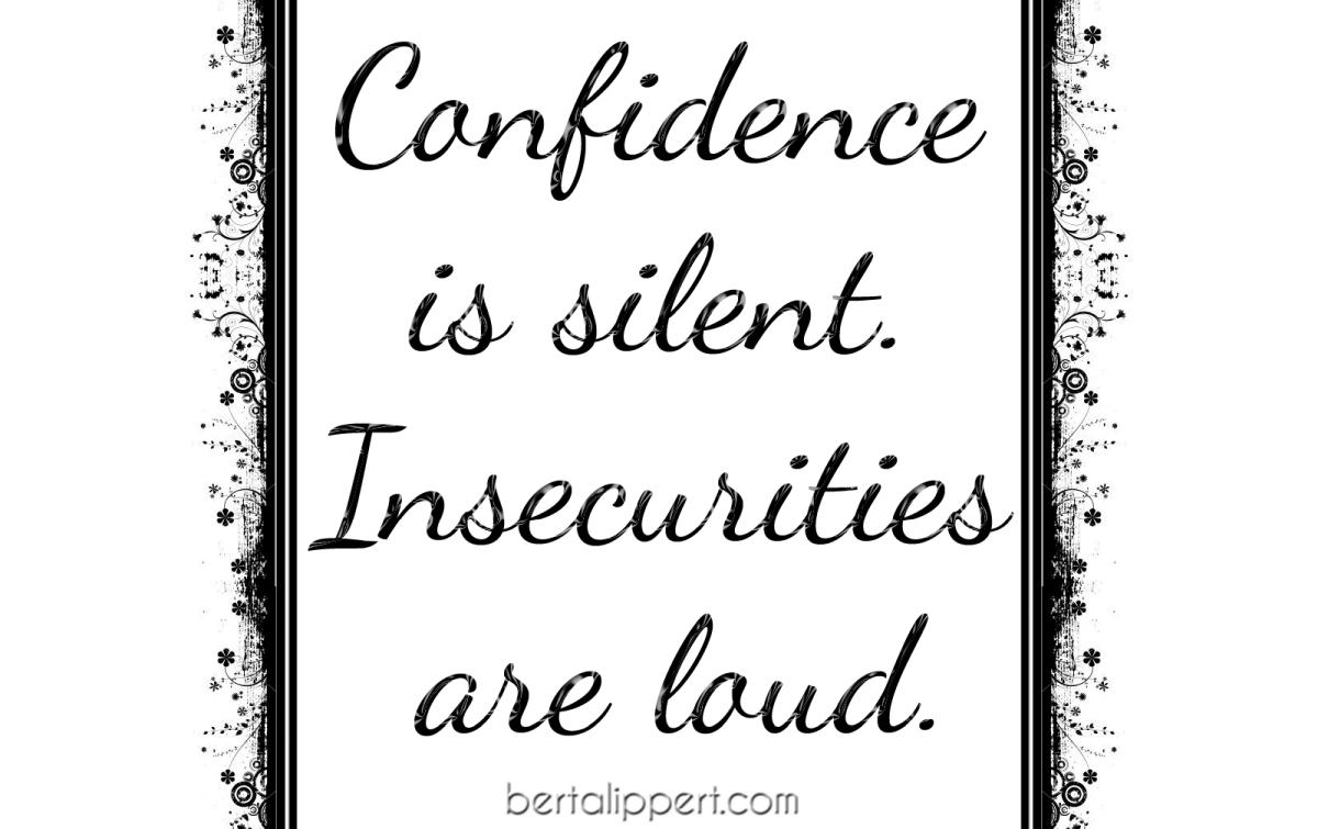 Quotes about Quiet Confidence
