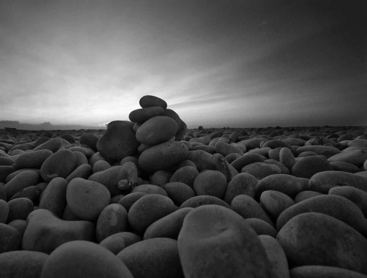 Andrea - Stone upon stone upon stone awarded 10