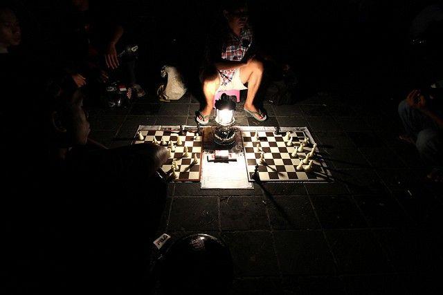 Adam Cohn - The Chessmaster, https://flic.kr/p/89sQjm