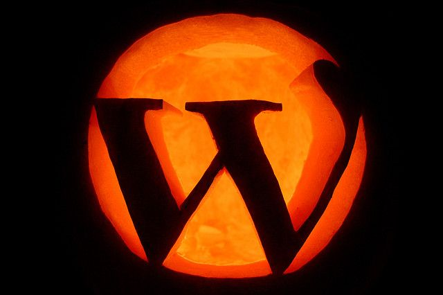 Eric Martin - WordPress Pumpkin, https://flic.kr/p/5xNAJt