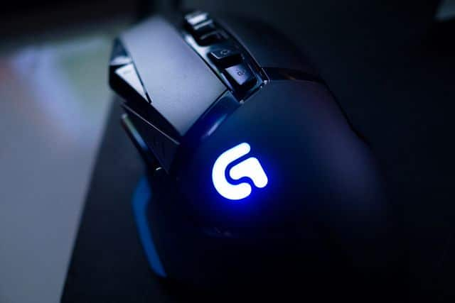 silvell/ぎん - G502 PROTEUS CORE Tunable Gaming Mouse, https://flic.kr/p/qZtmPj