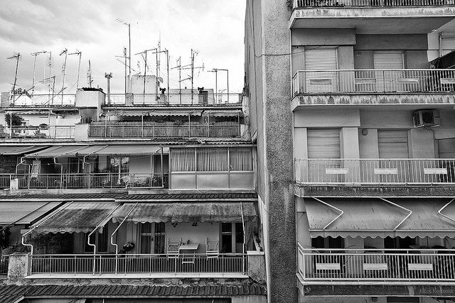 Nikos Koutoulas - Apartments, Karaiskaki Street, https://flic.kr/p/a9Xe3b