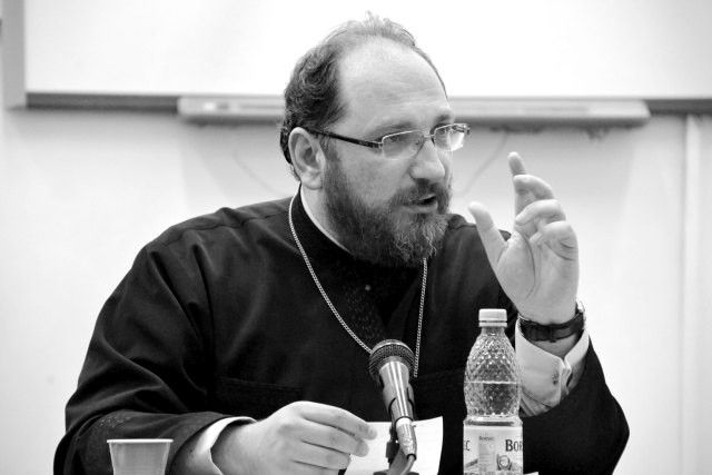 Pr. Constantin Necula despre tineri, FTOUB 110-mic