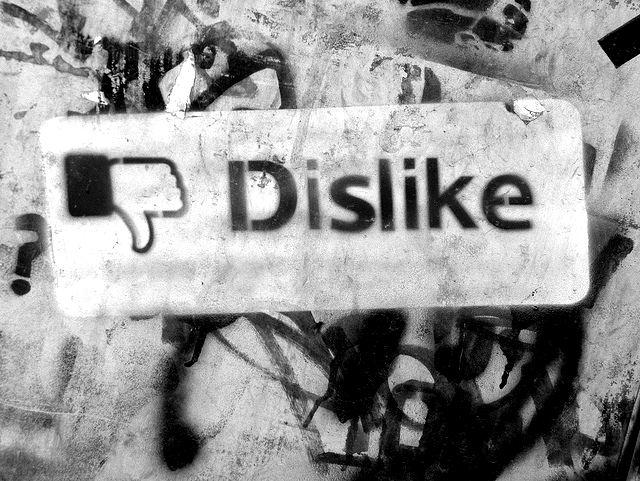 Ze'ev Barkan - Dislike Graffiti, https://flic.kr/p/bX3Y6s