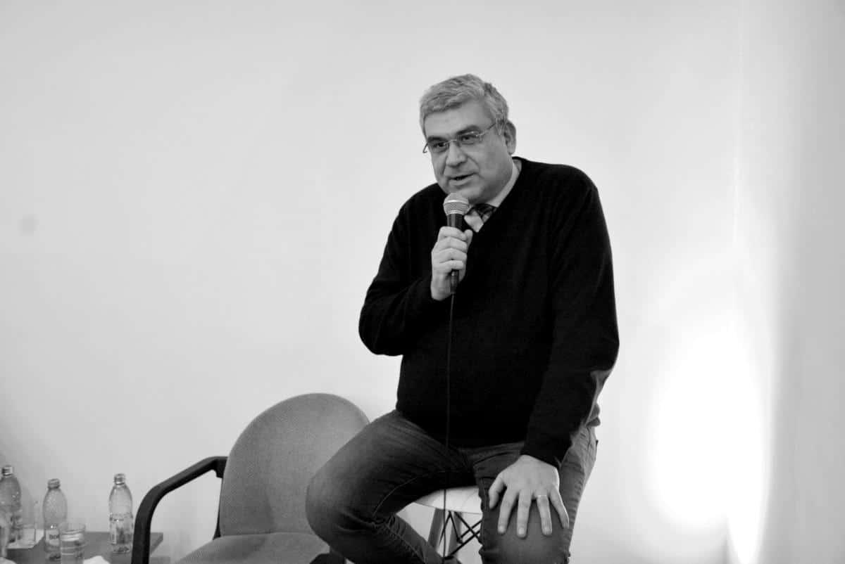 Teodor Baconschi în dialog cu Russell Kirk România