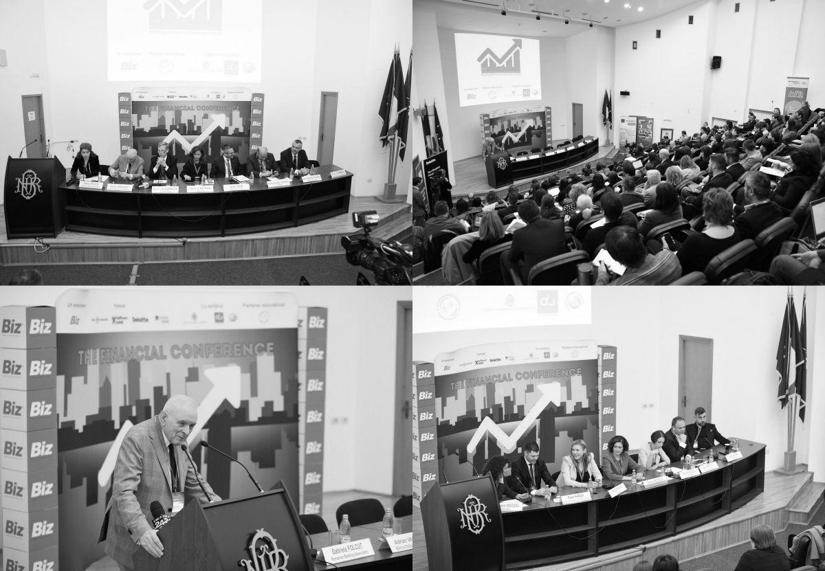 The Financial Conference - Inovațiile blocate de suprareglementare