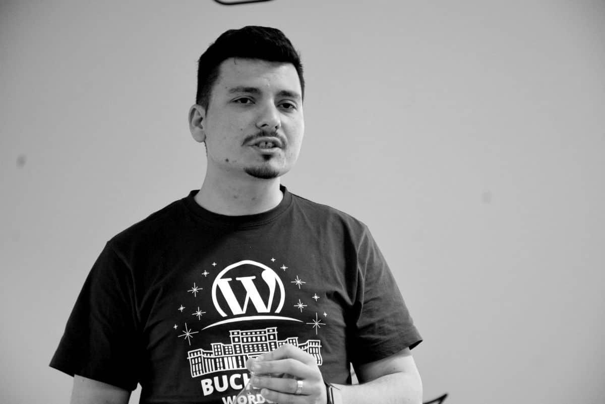 Alexandru Linca, fondator WPHosting.ro