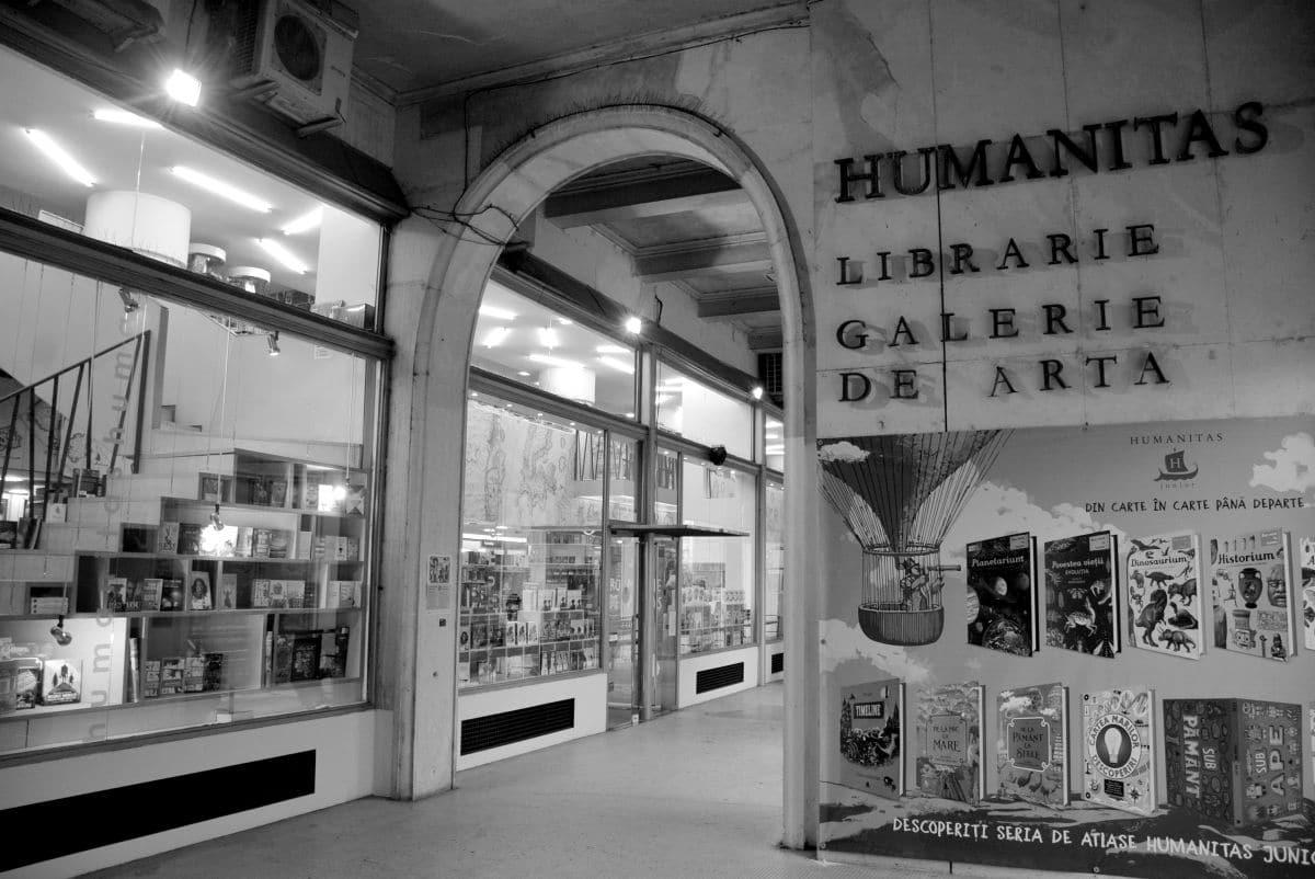 Librăria Humanitas