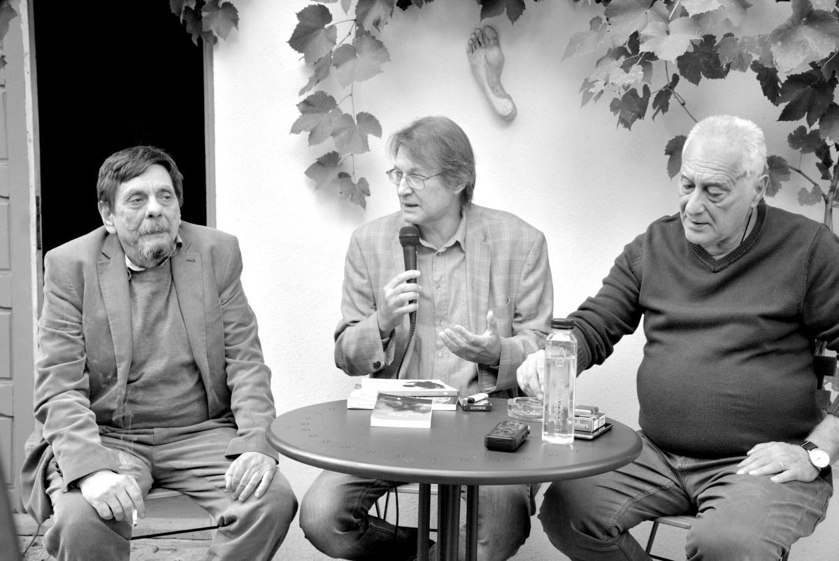 Octavian Soviany, Adrian Parvu, Florin Iaru