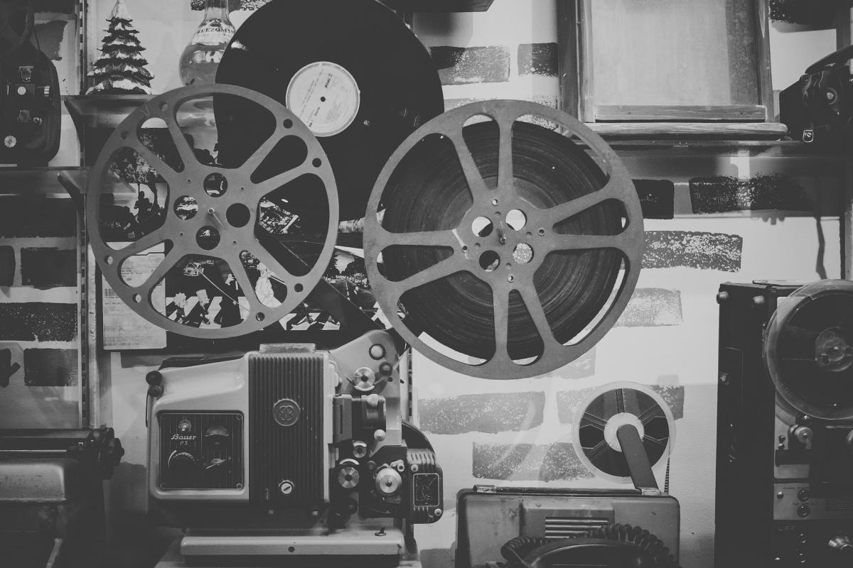 Film Tambur Proiector