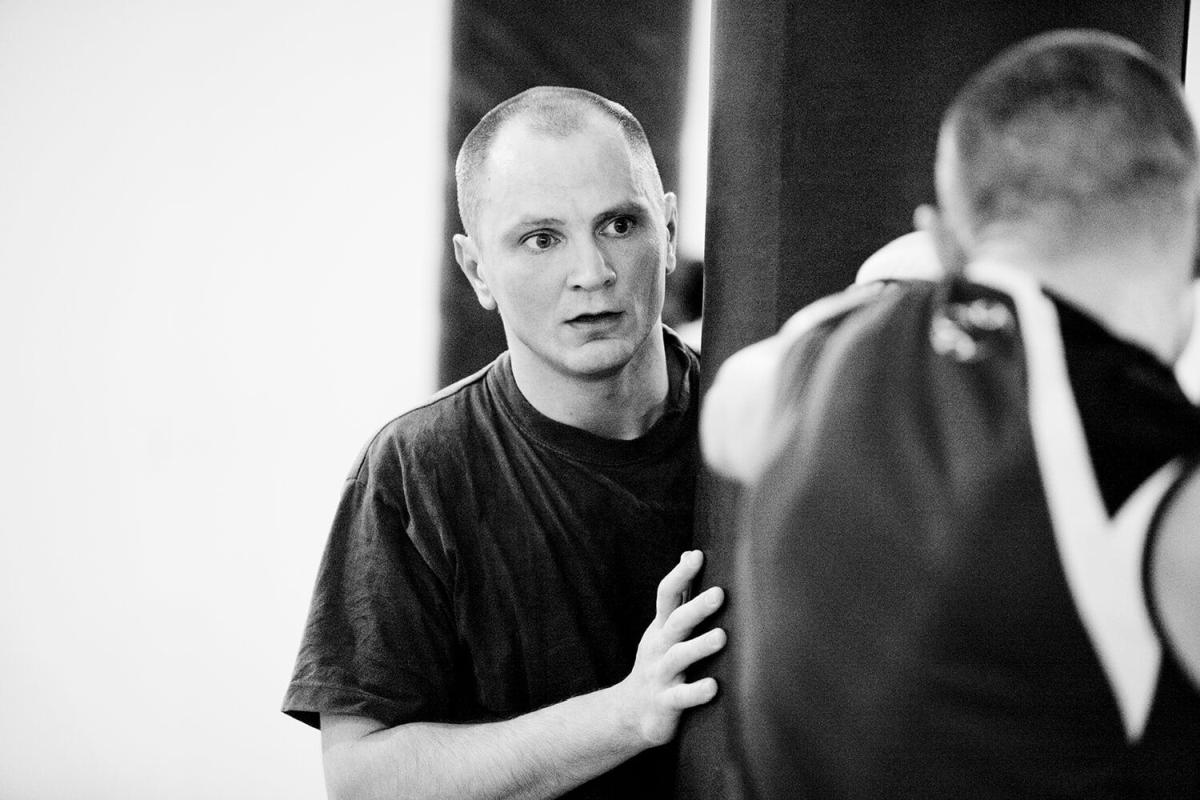 Liviu Ionescu - antrenor MMA