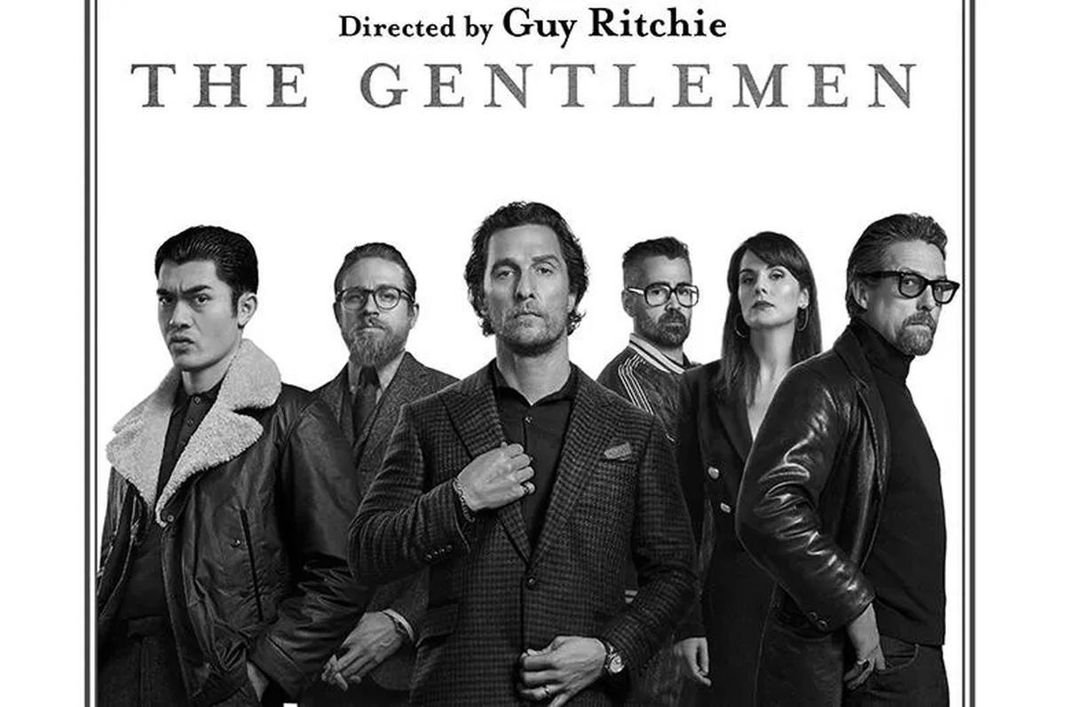 The gentlemen 2020 poster