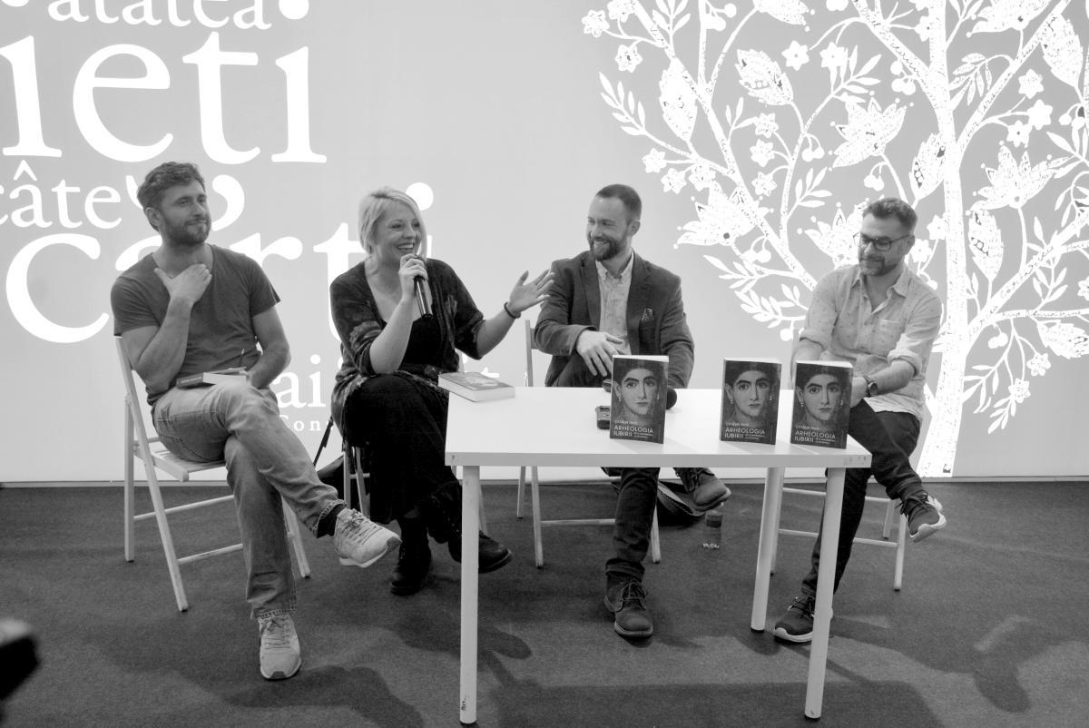 Cătălin Pavel, Dragoș Bucur, Natalie Ester, Marius Chivu