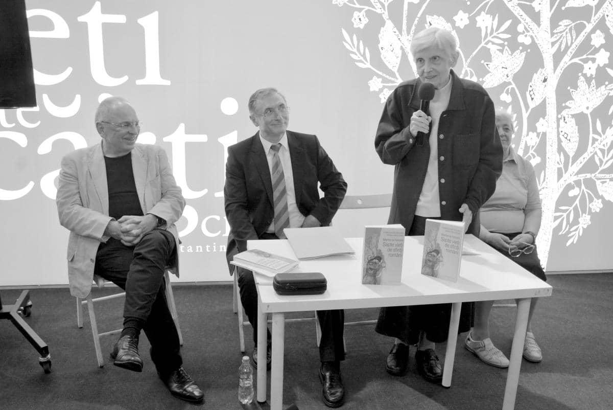 Francisca Băltăceanu, Monica Broșteanu, Augustin Lazăr, Gabriel Liiceanu