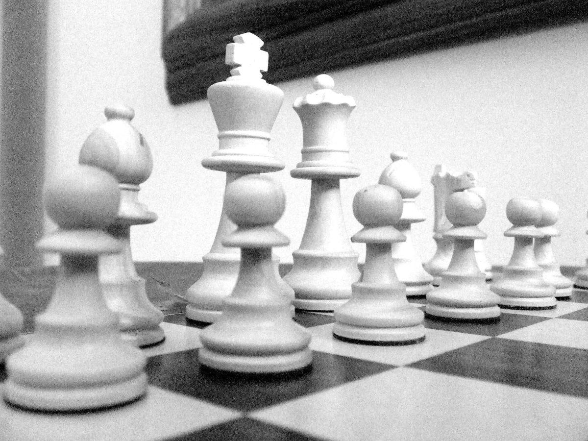 Tamas Garam - chess