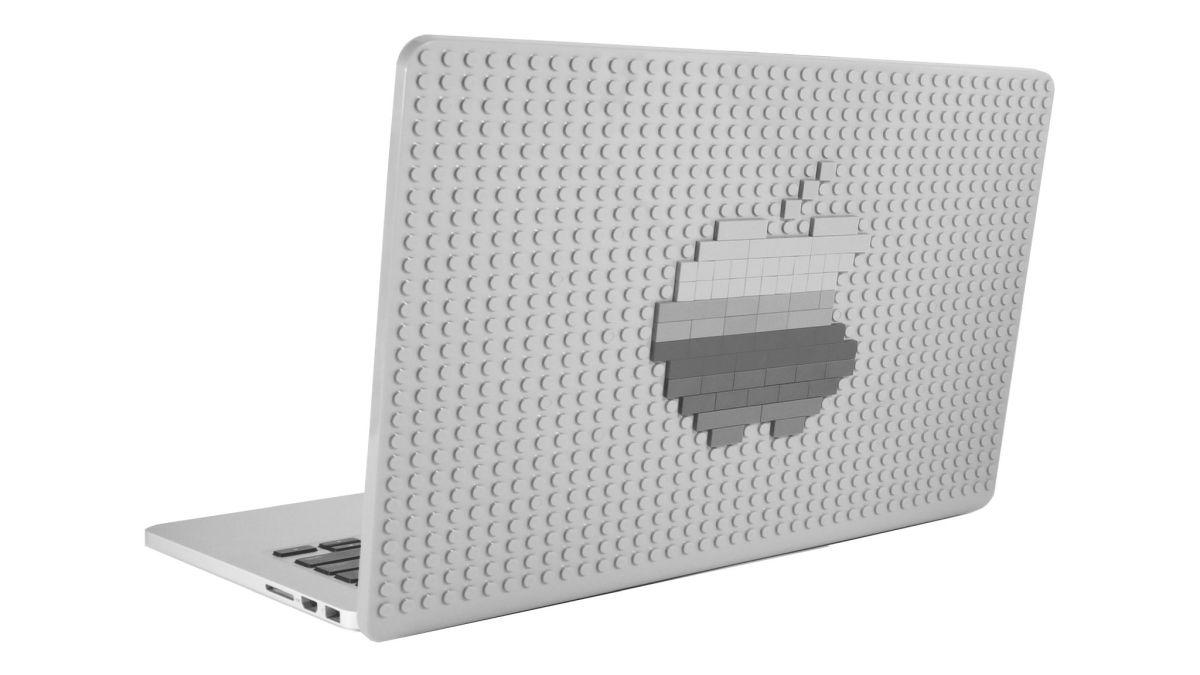 BRICK 101 - Brik Book | LEGO Compatible MacBook Case
