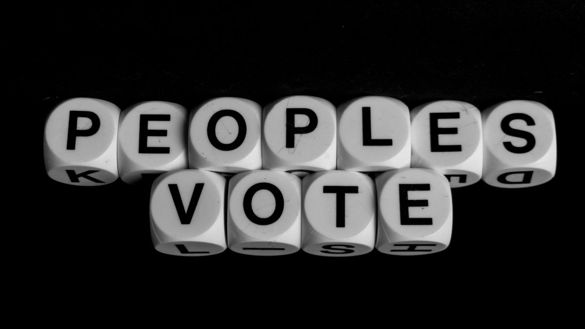 Andy Sutton - People's Vote