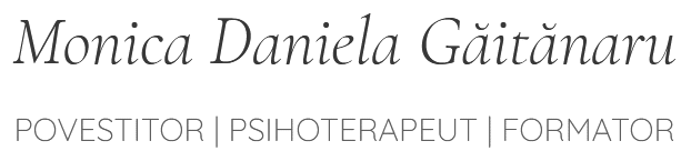 Monica-Daniela Găitănaru - Psihologie analitică