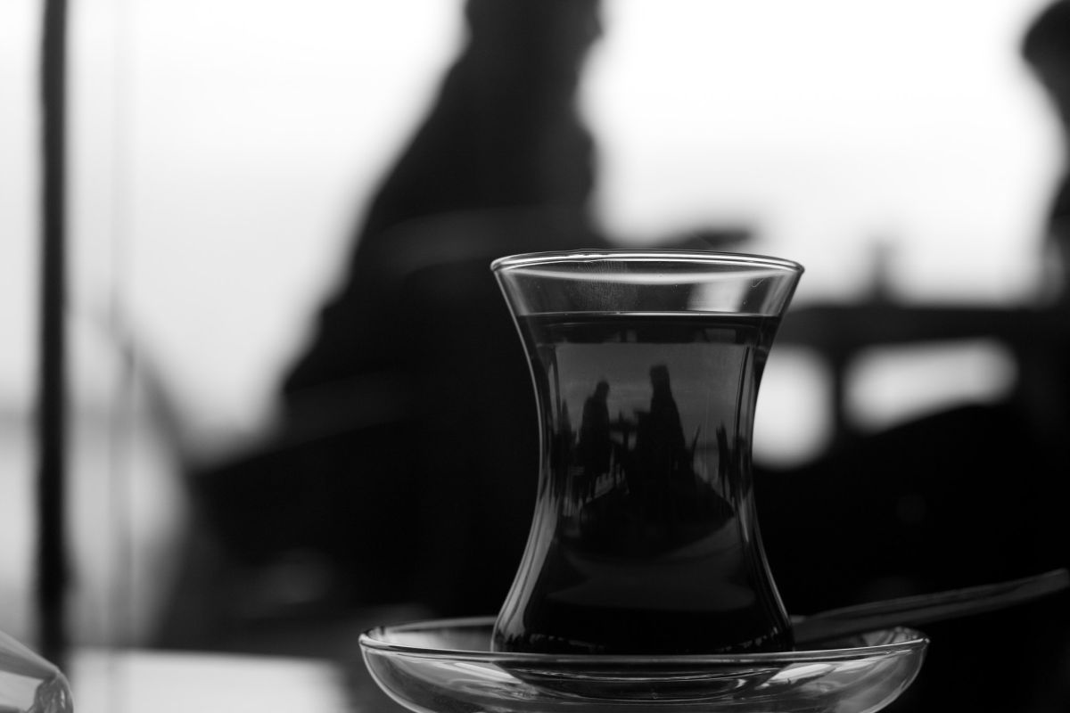 Nicolò Paternoster - Istanbul - In a cup of çay
