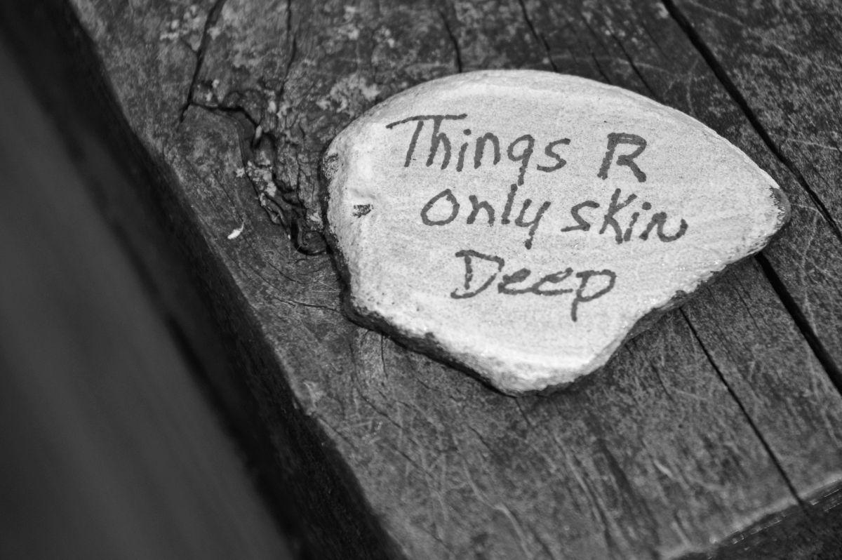 John - As Deep As Skin