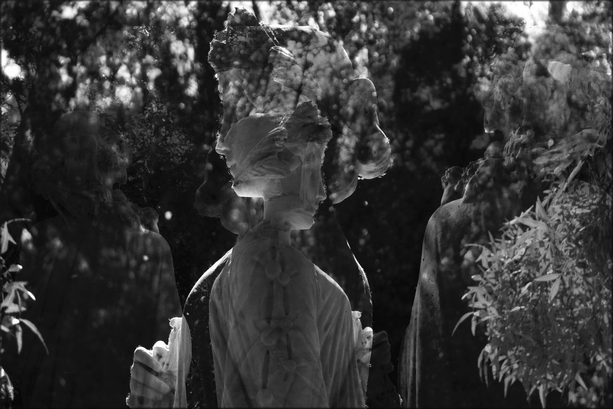 Daniel Arrhakis - Night Forest Spirits