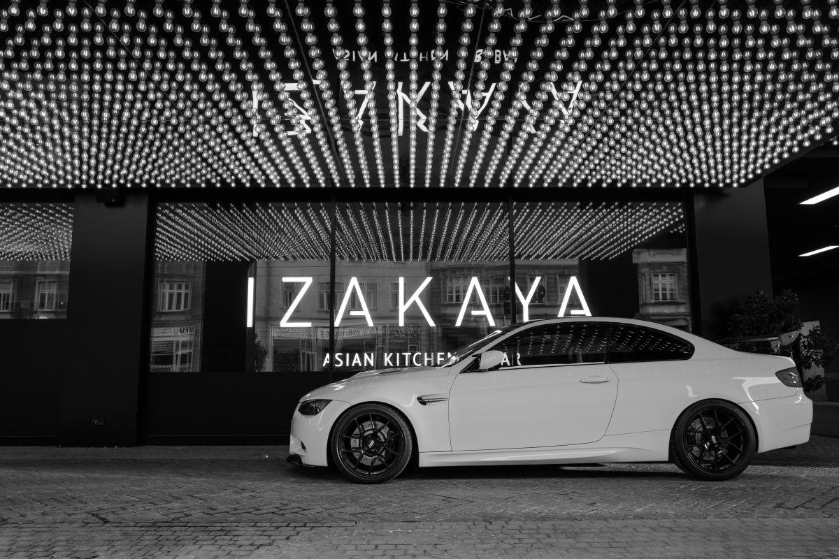 Frederic - Izakaya Parking