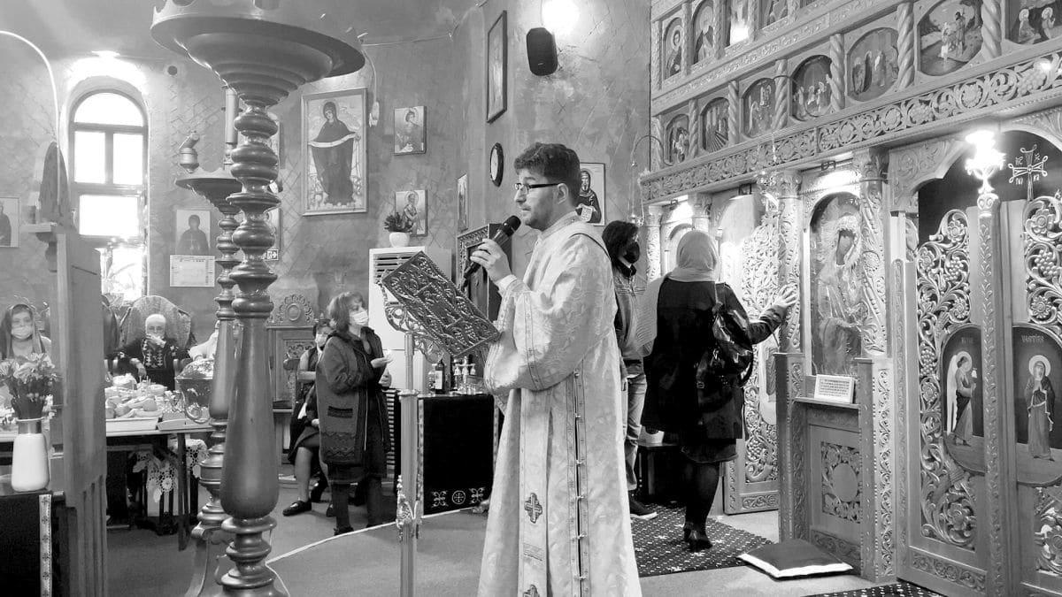 Dr. Stelian Gomboș - Praznicul Floriilor - Cuvânt de învățătură (2021.04.25, Biserica Sf. Ilie Tabaci din Ploiești)