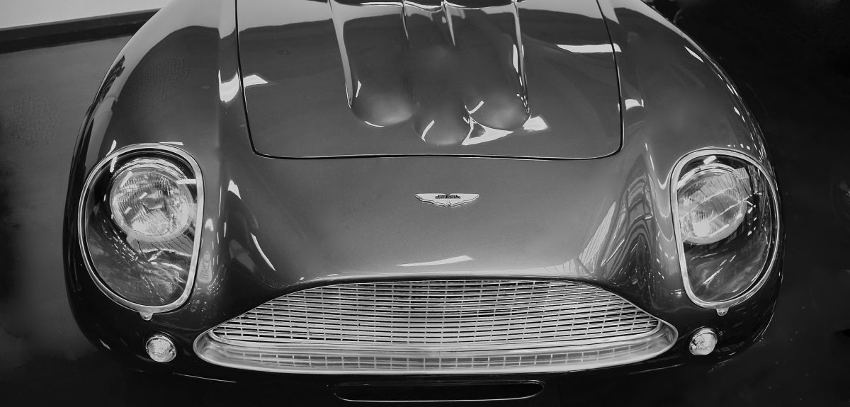 Ed - Original Aston Martin Z-Car
