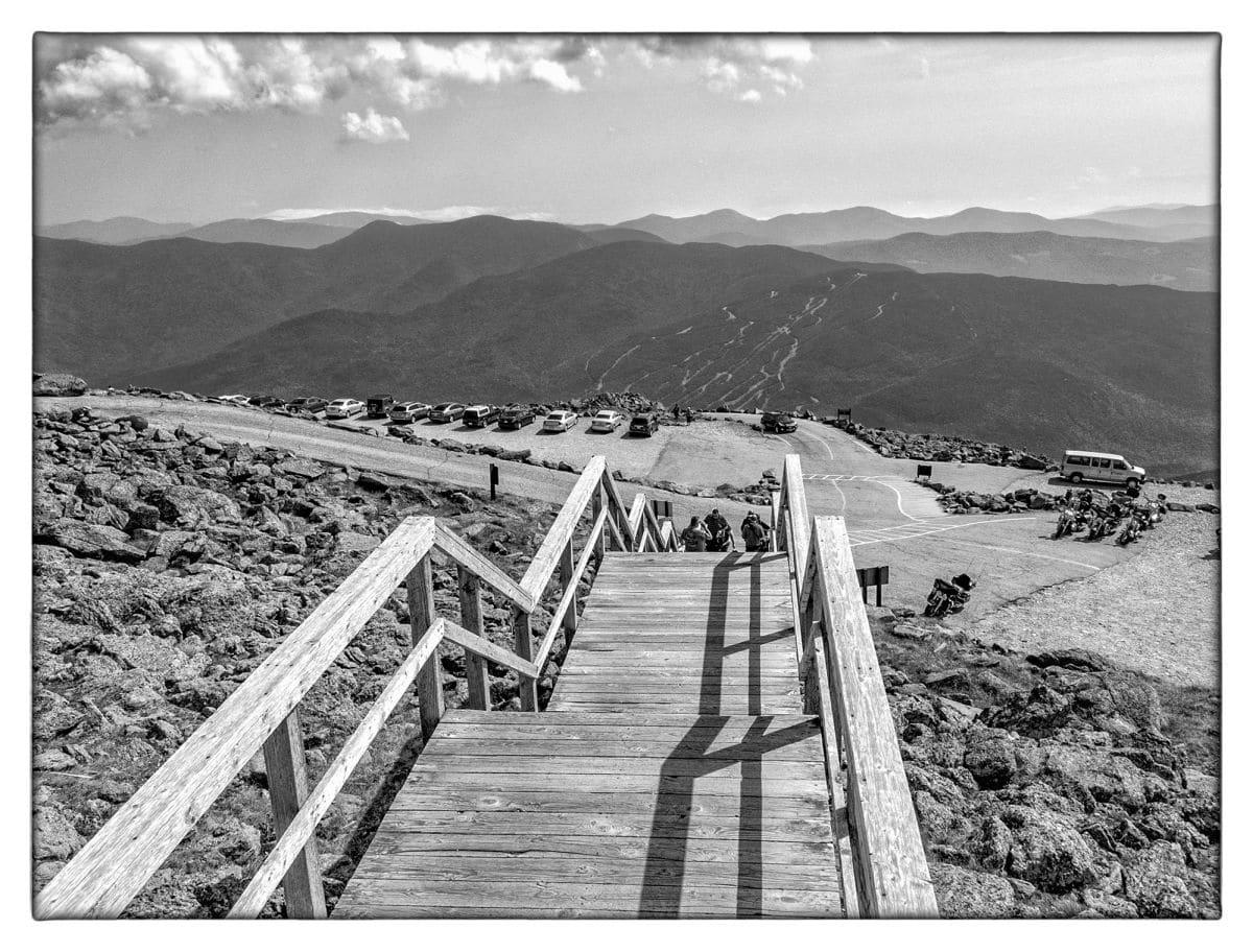 Timothy Valentine - Summit Stairway