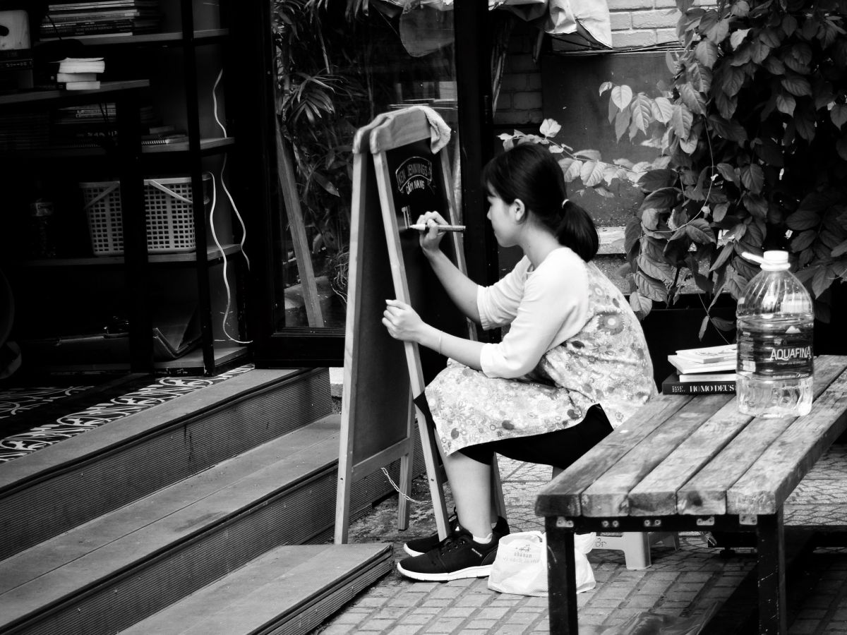 Phạm Hồ Thanh - Write