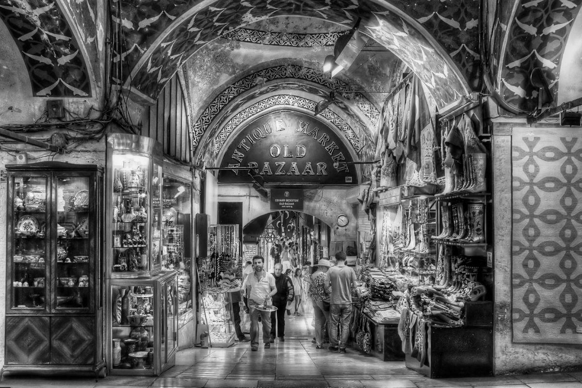 Pedro Szekely - Grand Bazaar, Istanbul