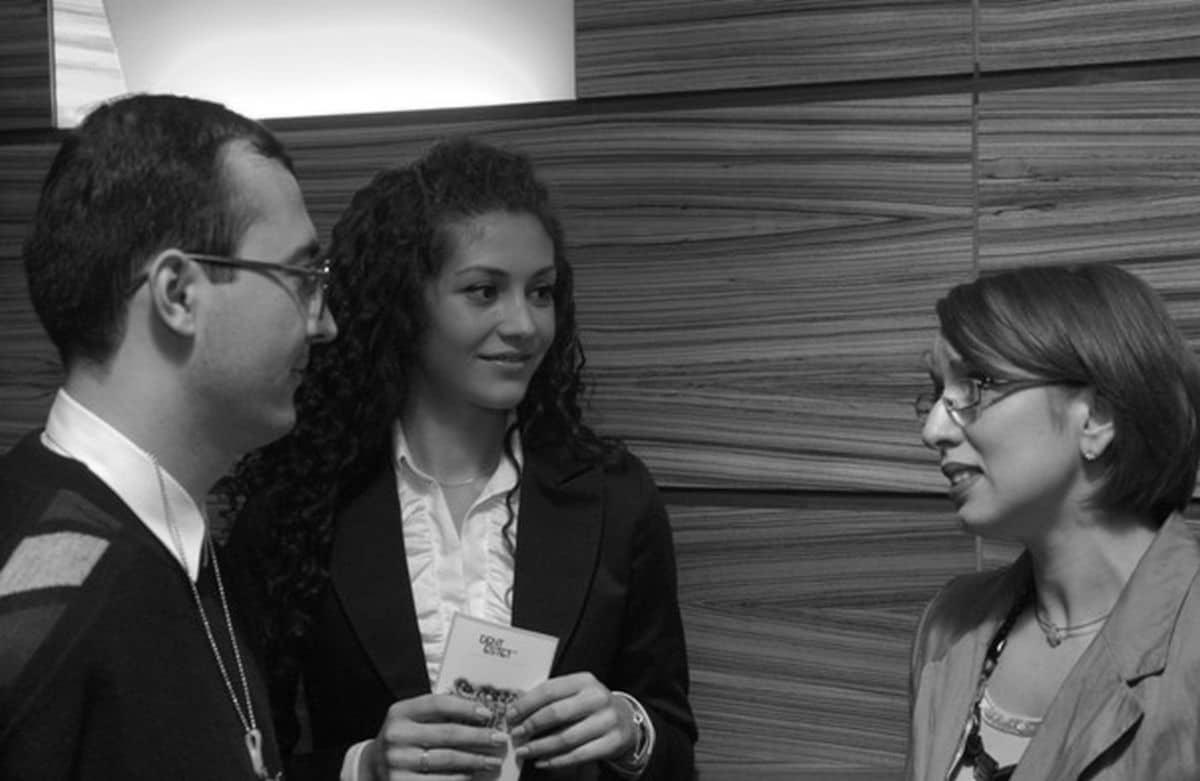 Conferință în 2007