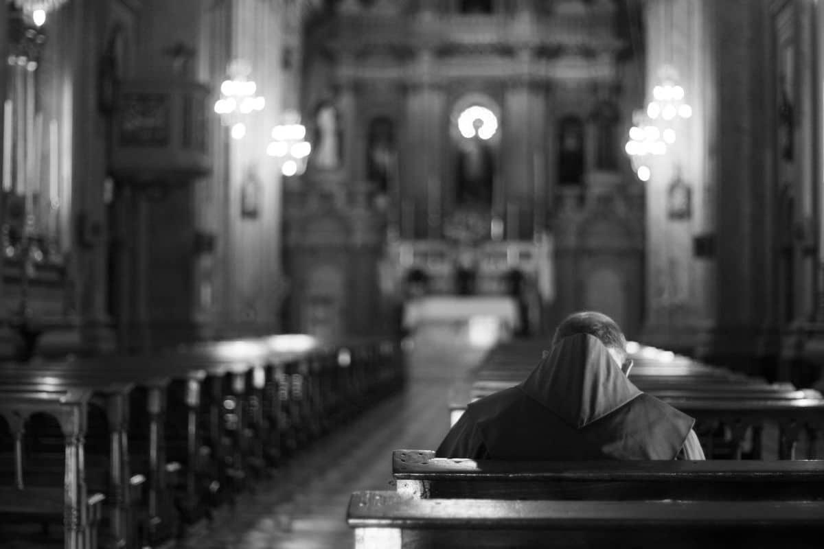 Tobias Mayr - Praying in Salta, Argentina
