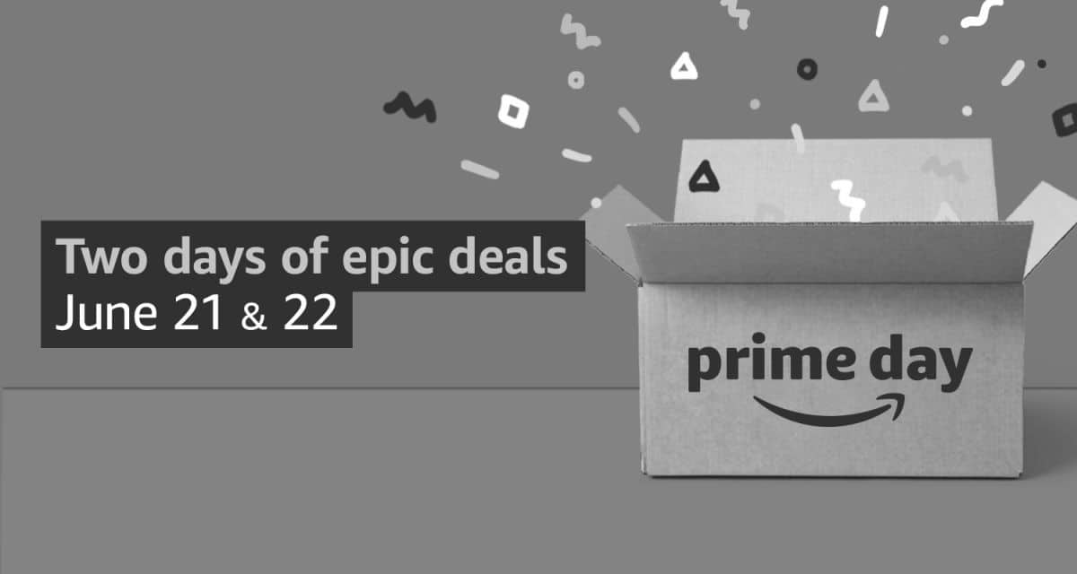 Prime Day Arrives on June 21 & 22—Two Days of Epic Savings on More than 2 Million Deals Globally | Business Wire
