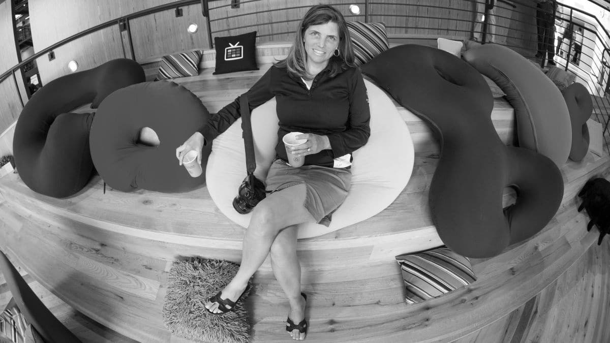 Thomas Hawk - Latte Google Style