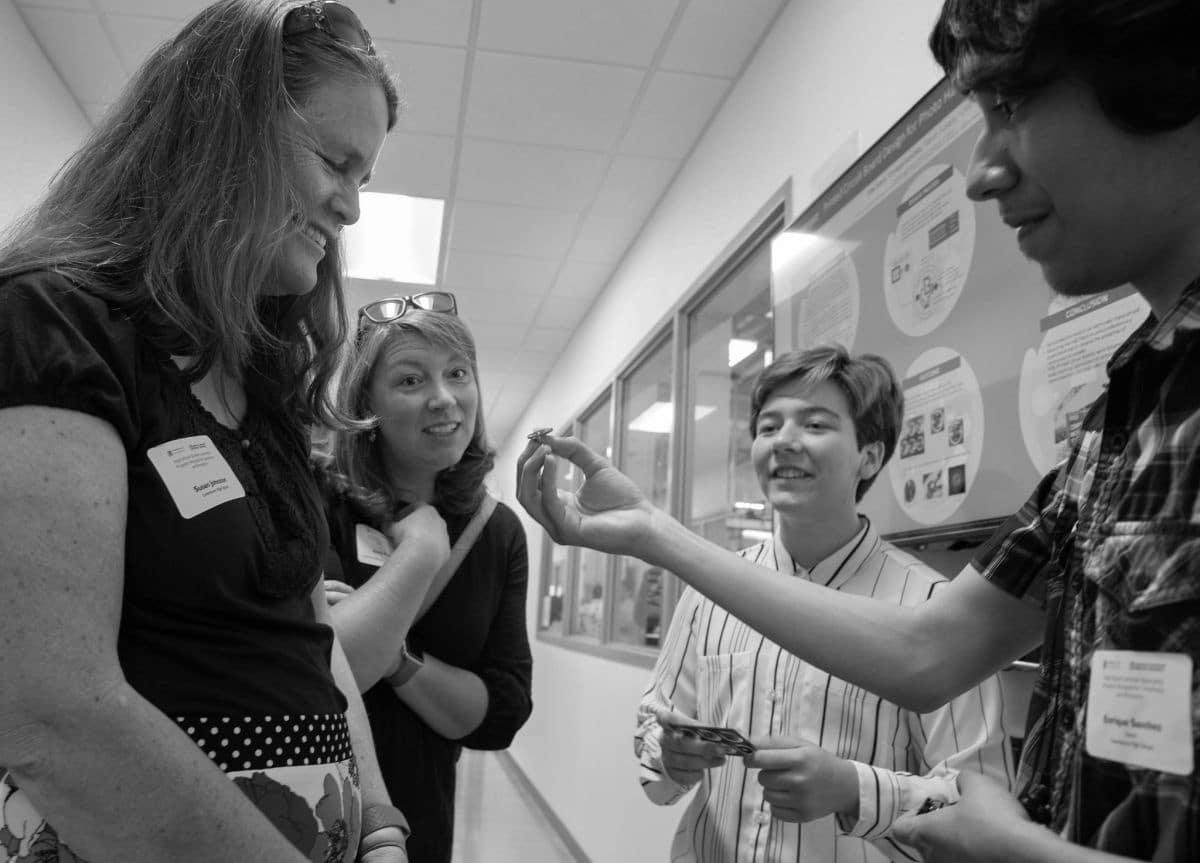 Lawrence Livermore National Laboratory (LLNL) - High School Summer Internship Program Recognition Ceremony & Reception