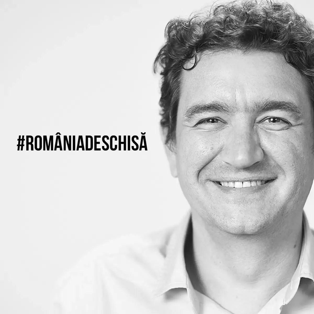 Cristian China-Birta: De ce am lansat inițiativa #RomaniaDeschisă și cum te poți implica