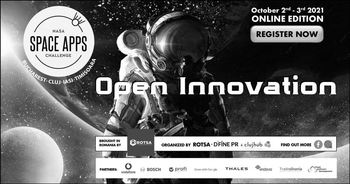 NASA Space Apps Challenge Romania 2021