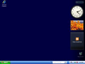Windows imediat dupa instalare