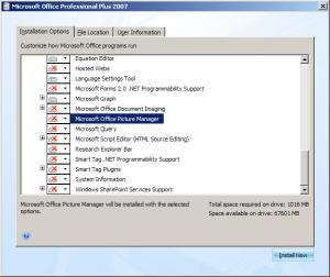 Setari Microsoft Office partea a 4-a